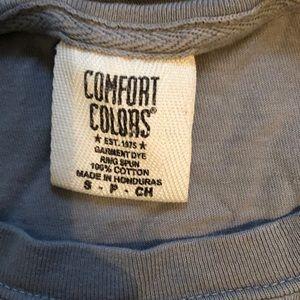 Comfort Colors Tops - UCA/UDA 2016 T-Shirt